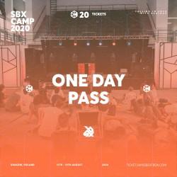 ONE FULL DAY PASS